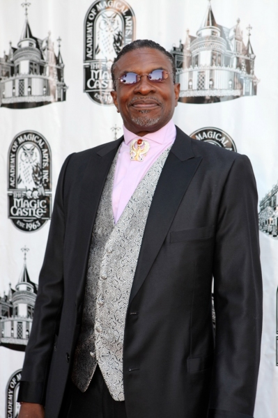 Keith David at Academy of Magical Arts Honors Stage Magicians