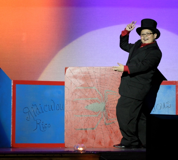 Photo Flash: Academy of Magical Arts Honors Stage Magicians