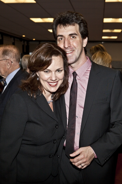 Photo Coverage: d'Arcy James, et al. Honor  Jason Robert Brown & Georgia Stitt at CAP21 Gala