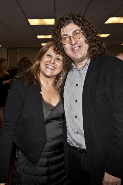 Liz Caplan and Doug Maxwell