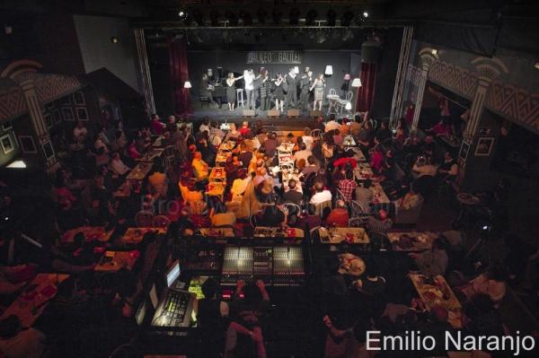 Photo flash broadway baby una noche muy especial for Sala galileo conciertos