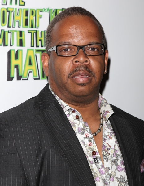 Terence Blanchard attending the Broadway Opening Night Performance After Party for 'The Mother F**ker with the Hat'  in New York City.