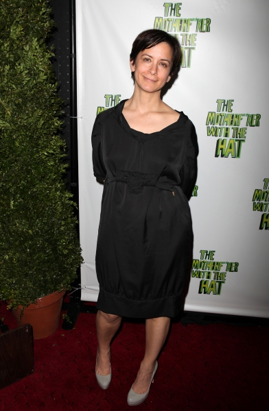 Anna D. Shapiro attending the Broadway Opening Night Performance After Party for 'The Mother F**ker with the Hat'  in New York City.