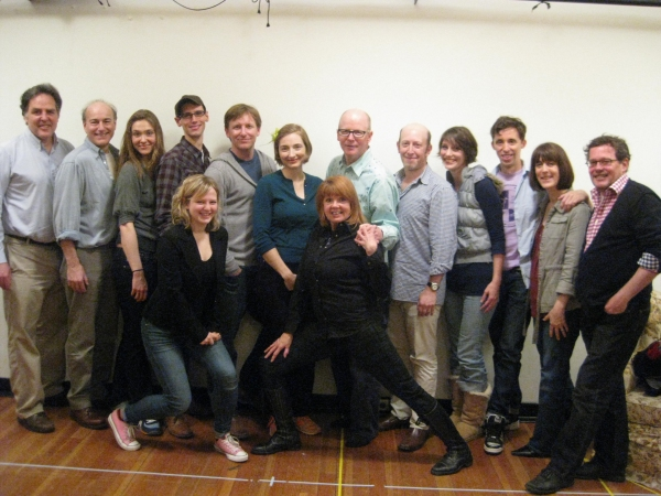Photo Flash: Meet the Cast of THE SHAGGS