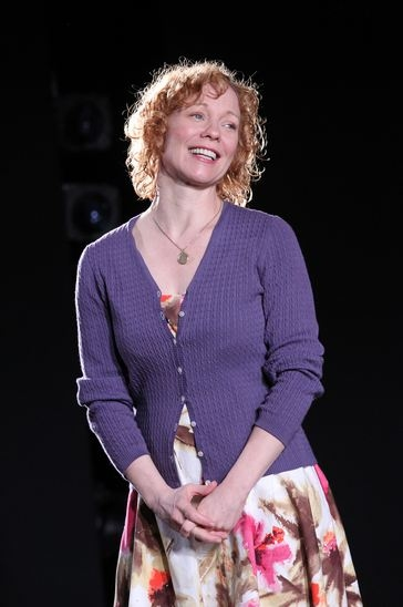 Photo Flash: Mariann Mayberry in GO BACK TO WHERE YOU ARE