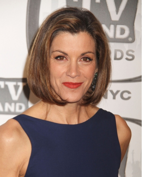 Wendie Malick at Lynch, Travolta & More at '11 TV Land Awards