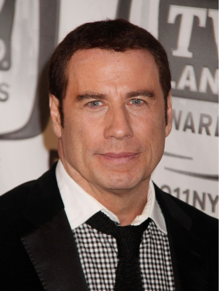 John Travolta at Lynch, Travolta & More at '11 TV Land Awards