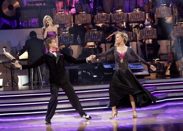 3 at Top 9 Gets Classical on DANCING WITH THE STARS