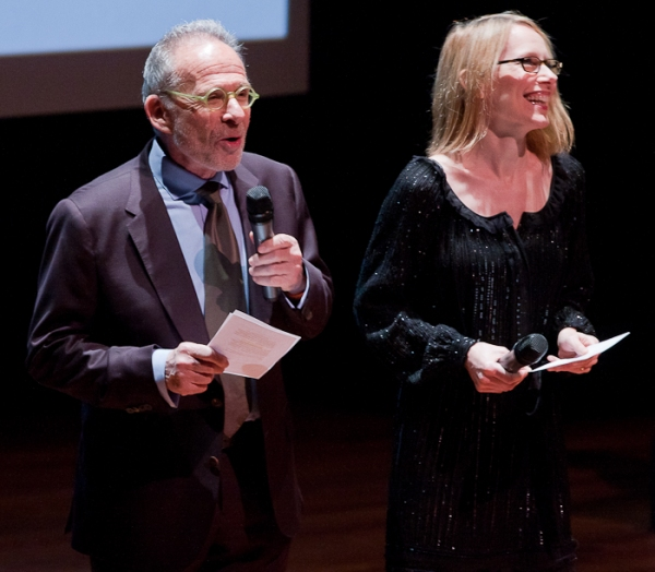 Photo Coverage: O'Hara, Rudd & More Honor Carly Simon at Our Time Gala