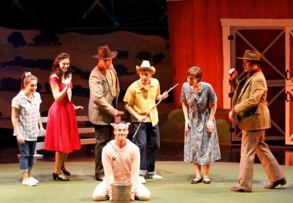 Photo Flash: Drury Lane's CHARLOTTE'S WEB