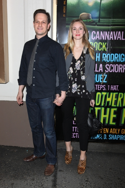 Photo Coverage: THE MOTHERF**KER WITH THE HAT Opening Night Arrivals