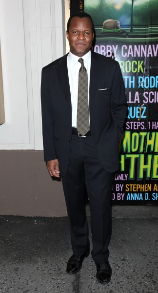 Geoffrey Fletcher attending the Broadway Opening Night Performance  for 'The Mother F**ker with the Hat'  in New York City.