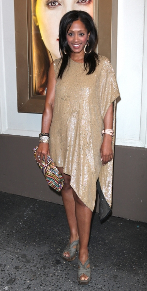 Malaak Compton-Rock attending the Broadway Opening Night Performance  for 'The Mother F**ker with the Hat'  in New York City.