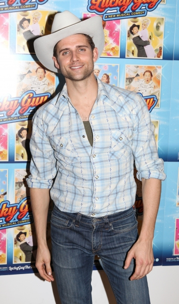 Photo Coverage: Meet the Cast of LUCKY GUY