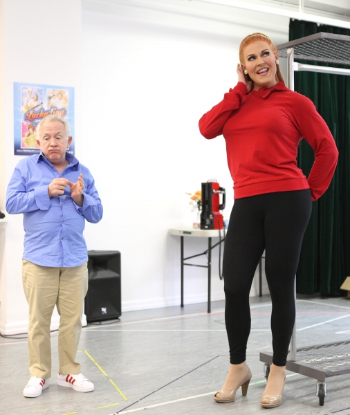 Photo Coverage: Sneak Peek at New Musical - LUCKY GUY