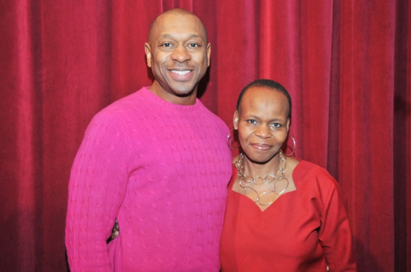 Photo Flash: Ensler & More Celebrate Music-Theatre Group's 40th Anniversary