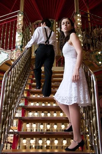 Annie Winneg and Greg Nussen  Photo