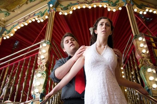 Photo Flash: Independent Drama Society's EURYDICE