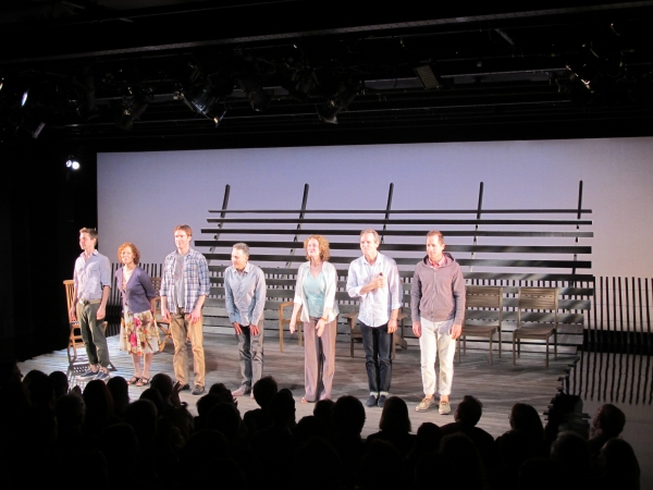 Photo Flash: GO BACK TO WHERE YOU ARE Celebrates Opening Night!