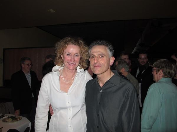 Lisa Banes & David Greenspan