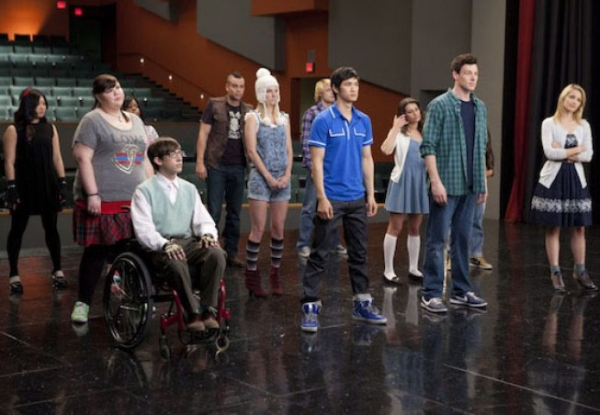 Photo Flash: GLEE's 'Born This Way' Episode - First Look!