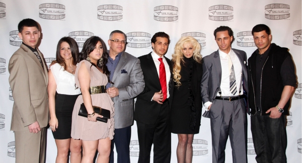 Photo Flash: Travolta Promotes GOTTI Film in New York City