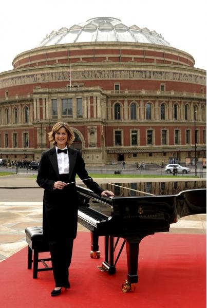Photo Flash: BBC Proms 2011 Season Launches at Royal Albert Hall