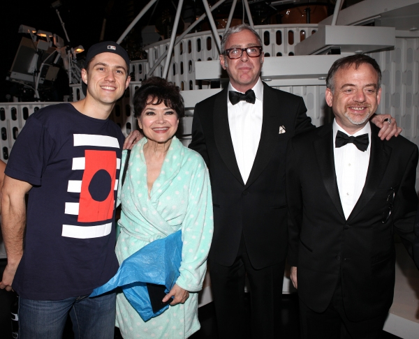 Photo Coverage: CATCH ME IF YOU CAN Gypsy Robe Ceremony!