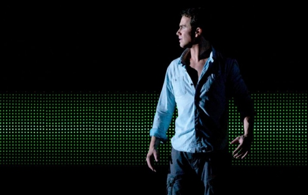 Photo Flash: GHOST THE MUSICAL Production Shots!