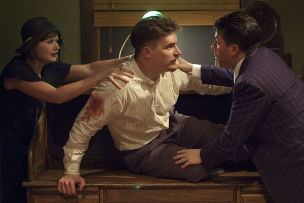 Photo Flash: Timeline Theatre Company's THE FRONT PAGE!