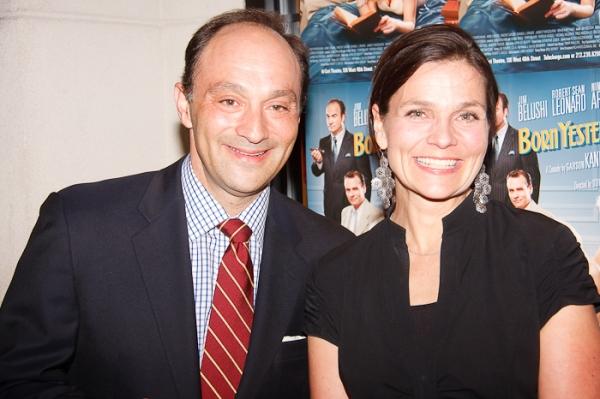 Bill Sherman and Michele Sherman Photo