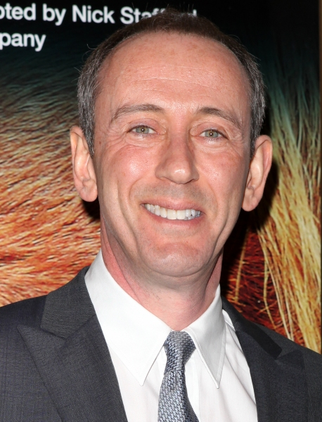 Nicholas Hytner attending the Opening Night After Party for 'War Horse' in New York City.