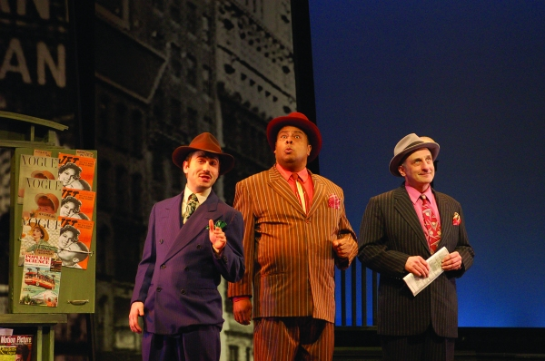 Michael Fatica, Wayne W. Pretlow and Philip Hoffman Photo