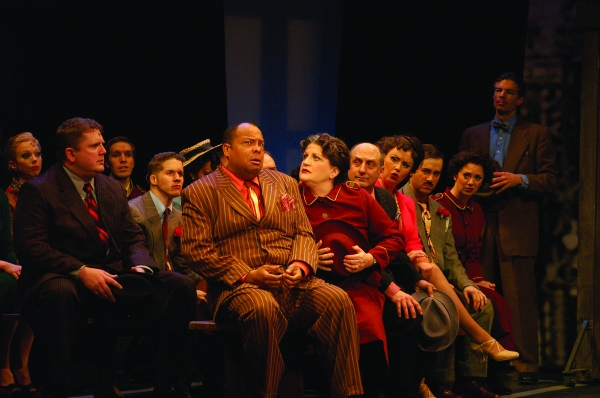 Photo Flash: Burns, Grove & More in Engeman Theater's GUYS & DOLLS