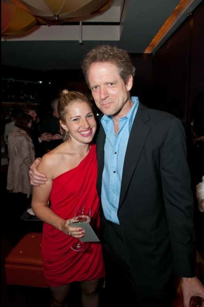 Photo Flash: LOVE SONG Opening Night