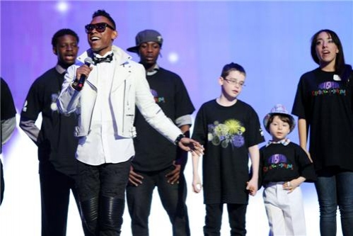 Photo Flash: Garden of Dreams Talent Show