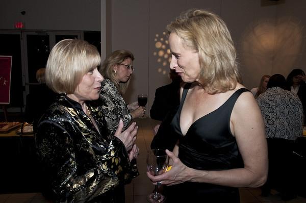 Judith Israel & Laila Robins