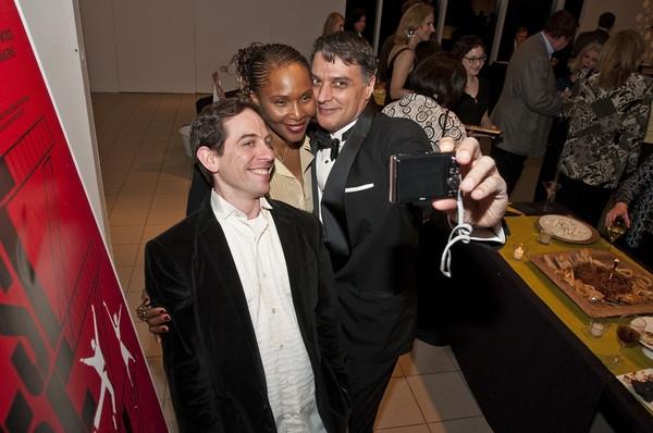 Garth Kravits, Suzzanne Douglas & Robert Cuccioli