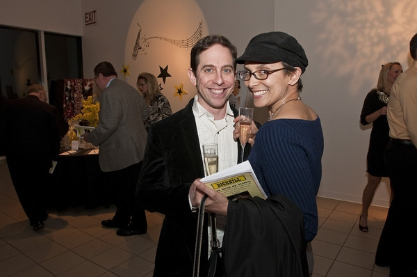 Photo Flash: Cuccioli Leads Starry Cast at Bickford Theatre Benefit