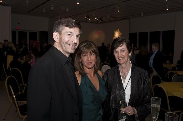 Jason Reback, Julie Waldman-Stiel & Fran Harrison