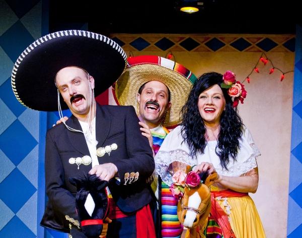 Daniel Langhoff, Jordan Leigh and Sarah Rex Photo
