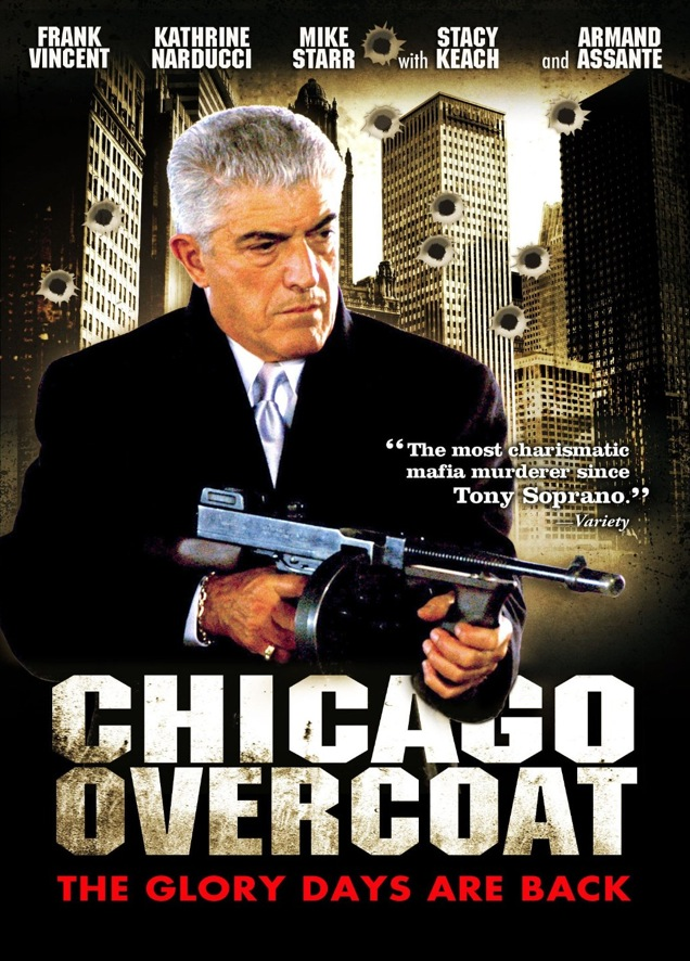 InDepth InterView: Frank Vincent on CHICAGO OVERCOAT & More