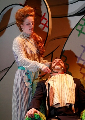 BWW Reviews: O LOVELY GLOWWORM OR SCENES OF GREAT BEAUTY from New Century Theatre Company