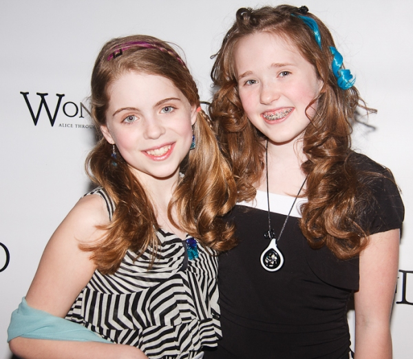 Photo Coverage: WONDERLAND on Broadway Red Carpet!