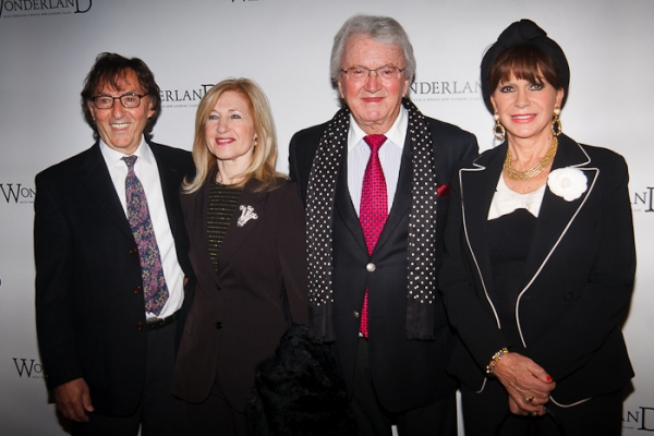 Don Black, Chloe Works, Leslie Bricusse, and Yvonne Romain