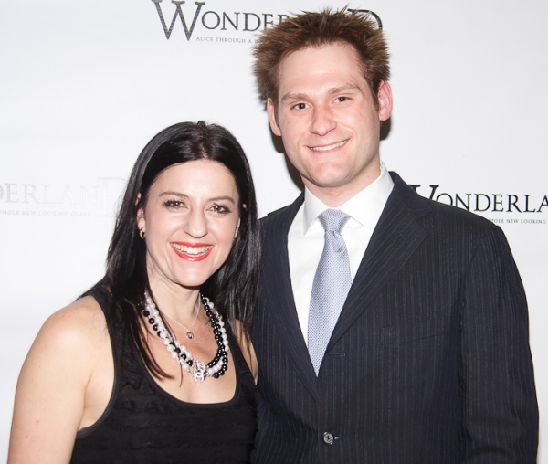 Michelle Elkin and Kenneth Ferrone Photo