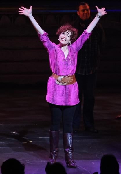 Photo Coverage: WONDERLAND Opening Night on Broadway - Curtain Call!