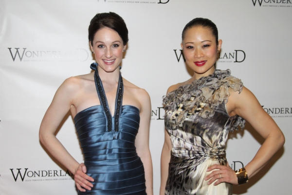 Photo Coverage: WONDERLAND Opening Night on Broadway - Party!