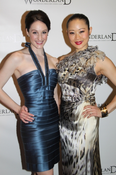 Laura Hall and Sae La Chin