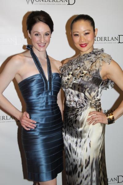 Laura Hall and Sae La Chin Photo